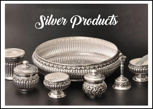 Silver Gifts India